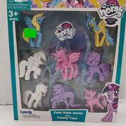 Boneka Kuda Poni Isi 8