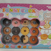 Funny Cook Cake