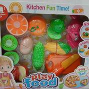 Play Food Mainan Anak