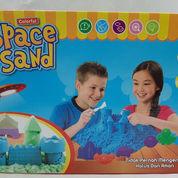 Space Sand Mainan Pasir