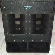 Speaker Subwoofer Active Mackie Swa1801 - 18in 800 Watt Made In Italy Bagus Dan Mulus