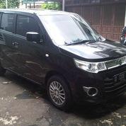 Suzuki Karimun Wagon R 2017 A/T Hitam Low Km Irit Gesit (23745883) di Kota Jakarta Barat