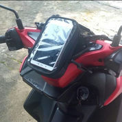 Tas Handphone GPS Motor Multifungsi