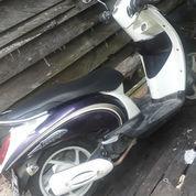 Scoopy 2010 Lengkap Plat Bjm (23758515) di Kota Banjarmasin
