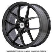 Velg Mobil Racing Murah Type WURZBURG F1 1009 HSR R18X8 H5X114,3 ET45 Smb