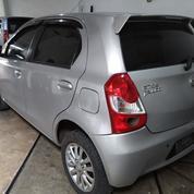 Toyota Etios Valco E Manual Tahun 2013