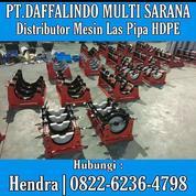 Mesin Las Pipa HDPE Manual Murah+Mesin Pentyambung Pipa (23761475) di Kota Jakarta Timur