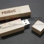 INDOUSB Flash Disk Wood Series - WOODEN Untuk Souvenir Termurah (23763127) di Kota Tangerang