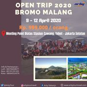 Open Trip April 2020 Bromo Malang