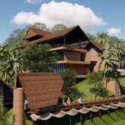 Investasi Villa Di Ubud Bali. Fasilitas Private Pool Dan View Sungai (23768711) di Kota Tangerang Selatan