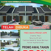 Rumah Baru Minimalis Tanpa Dp Tanpa Biaya Kpr Rancamanyar Bandung Selatan (23768967) di Kota Bandung