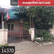 Rumah Puri Metland, Cipondoh, Tangerang, 6x15m, 1 Lt, SHM