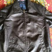 Jacket Kulit Merk Tommy Hilfiger