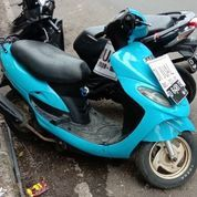 Kymco Easy Warna Biru