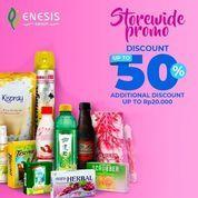 Blibli Promo Produk Kebutuhan Rumah Tangga Diskon Hingga 50% + Ekstra Potongan Rp 20.000!
