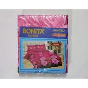 Sprei Bonita Ukuran 180x200 Motif Lavenia (23771363) di Kota Semarang