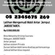 Kursus Mengemudi Mobil Private JABODETABEK Antar Jemput (23771875) di Kota Jakarta Selatan