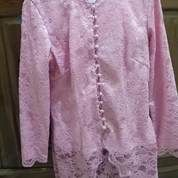 Kebaya Pink Full Puring