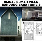 Rumah Villa Sewaan Readystock Di Bandung Utara Parongpong