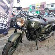 Yamaha Custom BMW 19 Juta
