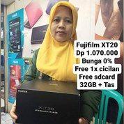 Fujifilm XT20 Garansi 1 Tahun (23786755) di