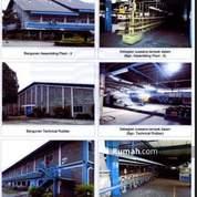 Pabrik Ex Pabrik Sepatu Di Kawasan Jatake Tangerang