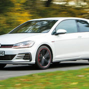 VW GOLF STI 2015