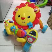 Preloved Fisher Price Musical Lion Walker (23788863) di Kota Surabaya