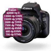Canon 800D Garansi 1 Tahun