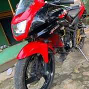 Ninja KRR 2014 Warna Merah (23791375) di Kota Jakarta Selatan