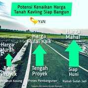 Investasi Tanah Kavling Cihanjuang Dekat Jalan Raya Lokasi Bandung Barat