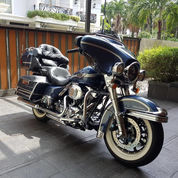 Harley Davidson Ultra Annivarsary 100th Injection Th 2003