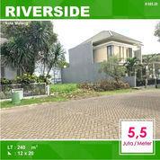 Tanah Kavling Luas 240 Di Riverside Arjosari Kota Malang _ 085.20 (23800123) di Kota Malang