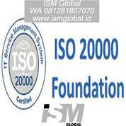 ISO I Sertifikat ISO 20000 (23803379) di Kota Jakarta Selatan