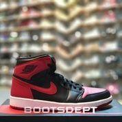 Air Jordan 1 Bred 2013 (Authentic)