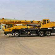 New Sale Mobile Crane Liugong 25 Ton Dan 50 Ton Bangka Belitung (23803995) di Kota Pangkal Pinang