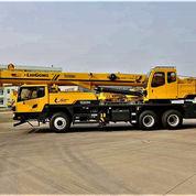 Ready Mobile Crane Liugong 25 Dan 50 Ton Unit Baru Garansi Full Di Jambi (23804551) di Kota Jambi