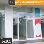 (Kios) Apartemen The Nest, Karang Mulya, Tangerang, 24 M, HGB (23805755) di Kota Tangerang