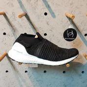 Adidas Ultra Boost Laceless - Black/White (Retail Price)