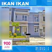 Rumah Baru 2 Lantai Luas 77 Di Ikan Gurami Sukarno Hatta Kota Malang _ 088.20 (23809107) di Kota Malang