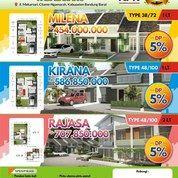 Rumah Murah Harga 300 Jt An Di Cilame 15 Menit Transmart Cimahi (23810167) di Kota Bandung
