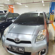 Toyota Yaris 2011 Facelift Trd