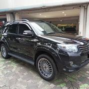Toyota Fortuner G Diesel MT 2012