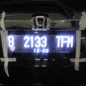 Tatakan Plat Nomor Lampu Custom Bahan MIKA Atau ACRYLIC