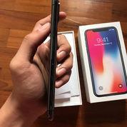 IPHONE X 64 GB FULLSET, SPACE GRAY (23824779) di Kota Bekasi