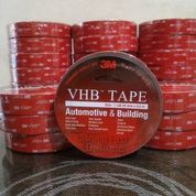 Double Tape 3M VHB 24mm X 4,5 M ORIGINAL - DOUBLE FOAM TAPE (23838287) di Kota Surabaya