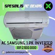 AC Samsung 1 PK Inverter 720 Watt Hemat Listrik Bergaransi (23840127) di Kota Semarang