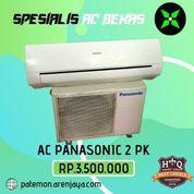 AC Panasonic 2 PK Normal Bergaransi Siap Pasang (23840279) di Kota Semarang