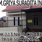 Rumah Nyaman Dekat BSD City, Perum Griya Suradita Indah Cisauk (23843631) di Kab. Tangerang