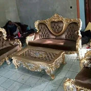 Kursi Sofa Ukiran Mewah Jepara Kayu Jati Tua (23844811) di Kota Jakarta Selatan